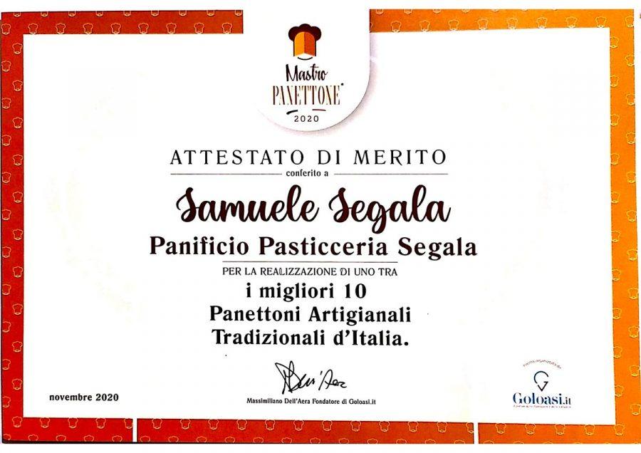 Siamo uno dei 10 migliori Panettoni Artigianali Tradizionali in Italia.